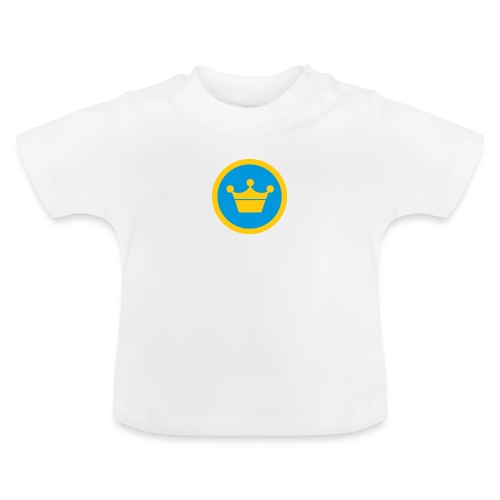 foursquare supermayor - Camiseta bebé