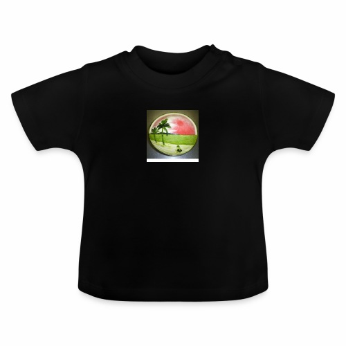 melon view - Baby T-Shirt