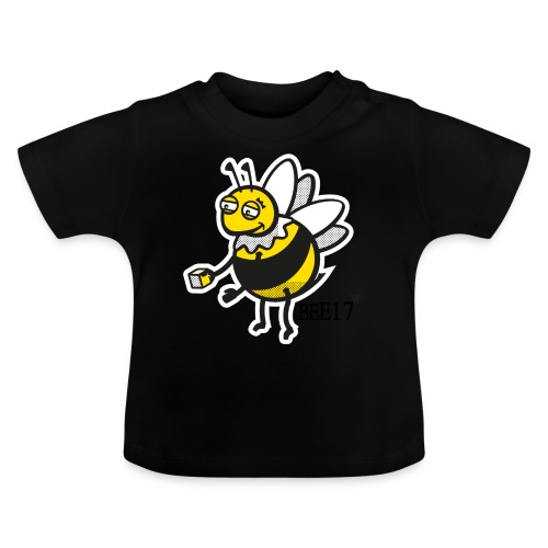Teeny Tiny East End Bee - Baby T-Shirt