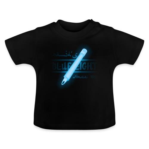 blaues licht - Baby T-Shirt