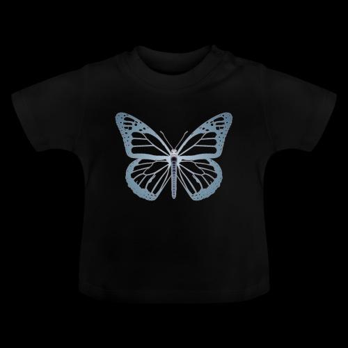 D05 Monarch Butterfly Negative Dream - Camiseta bebé