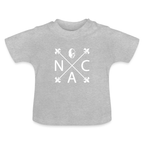 Warrior von der North Coast und Alpha like a Boss - Baby T-Shirt