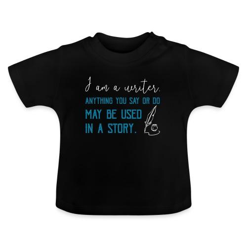 0268 Author | Writer | History | novel - Baby T-Shirt