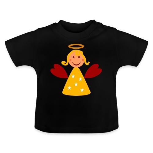 Schöner Engel mit Heiligenschein Süßes Engelchen - Baby T-Shirt