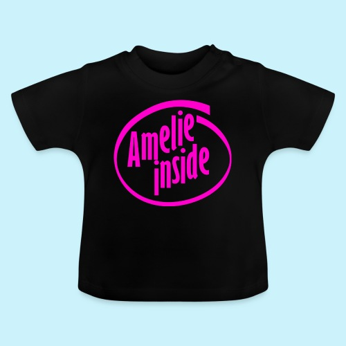 Amelie inside - Baby T-Shirt