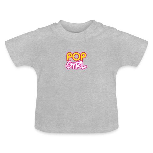 Pop Girl logo - Baby T-Shirt