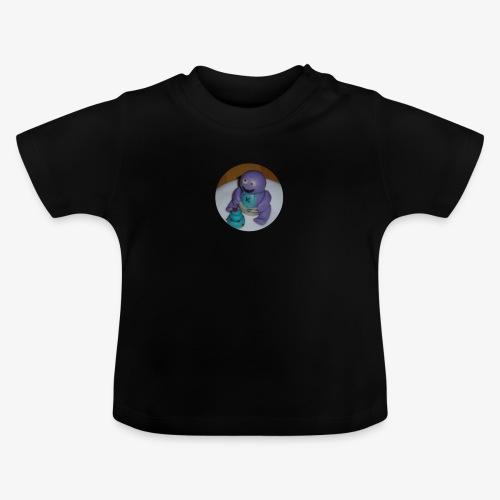 Kakkumonsteri - Vauvan t-paita