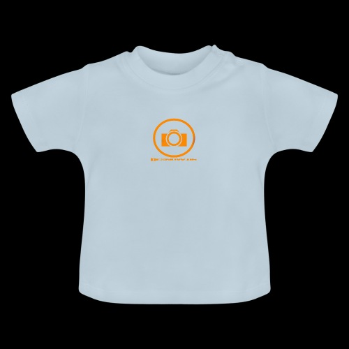 Orange 2 png - Baby T-shirt