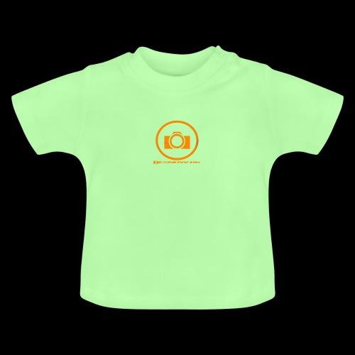 Orange 2 png - Baby T-shirt