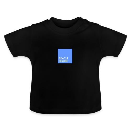 Blue Summer Logo - Baby T-Shirt