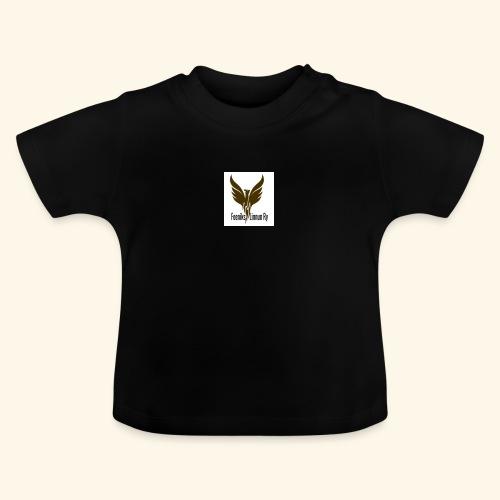 feeniks logo - Vauvan t-paita