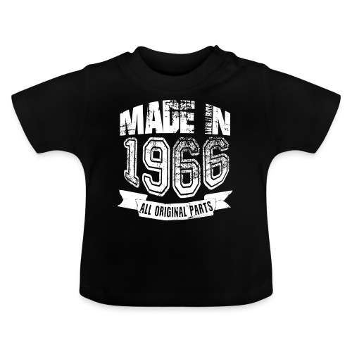 Made in 1966 - Camiseta bebé