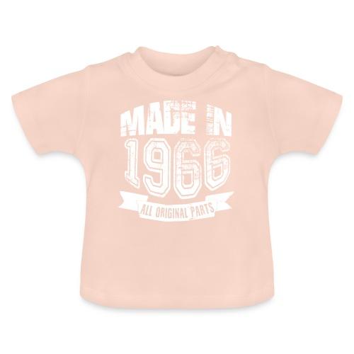 Made in 1966 - Camiseta bebé