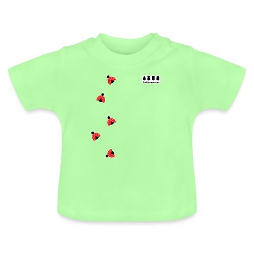 ladybird design tc - Baby T-Shirt
