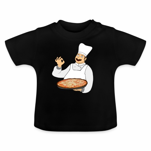 Pizza Bäcker - Baby T-Shirt