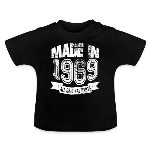 Made in 1969 - Camiseta bebé