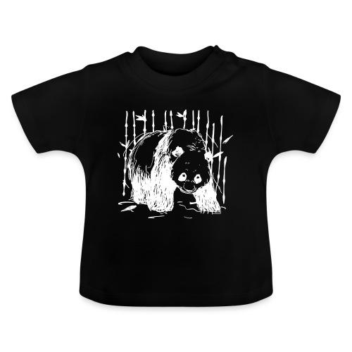 Forest walker WHITE - Baby T-Shirt