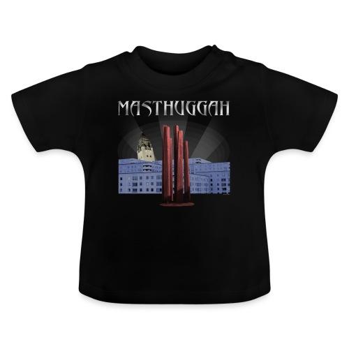 Masthuggah master, kyrka och terass - Baby-T-shirt
