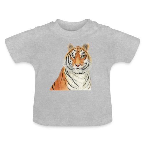 Tigre,Tiger,Wildlife,Natura,Felino - Maglietta per neonato