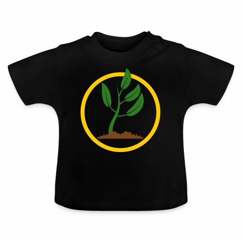 Setzlingemblem - Baby T-Shirt