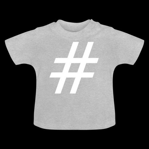Hashtag Team - Baby T-Shirt