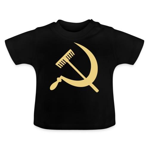 Falce e rastrello, sickle and rake! - Maglietta per neonato