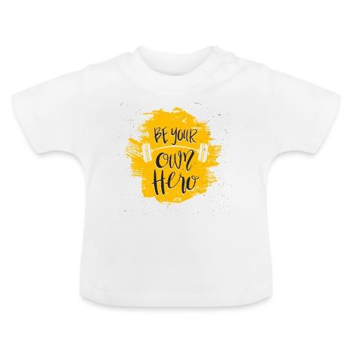 GYM Hero - Vauvan t-paita