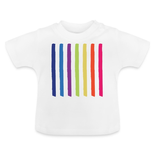 Linjer - Baby T-shirt