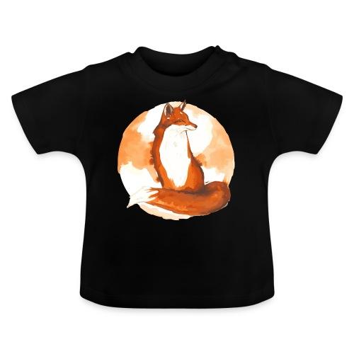 Renard - T-shirt Bébé