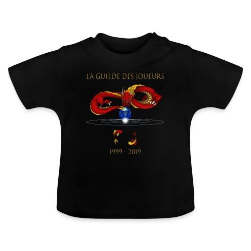 20ans final tshirt - T-shirt Bébé