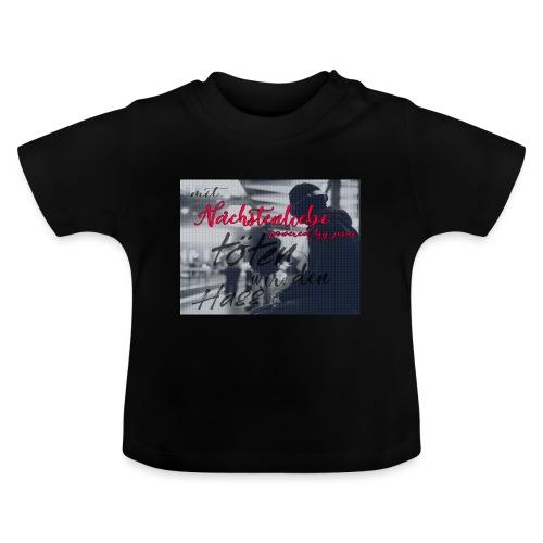 mit Nächstenliebe töten wir den Hass - Baby T-Shirt