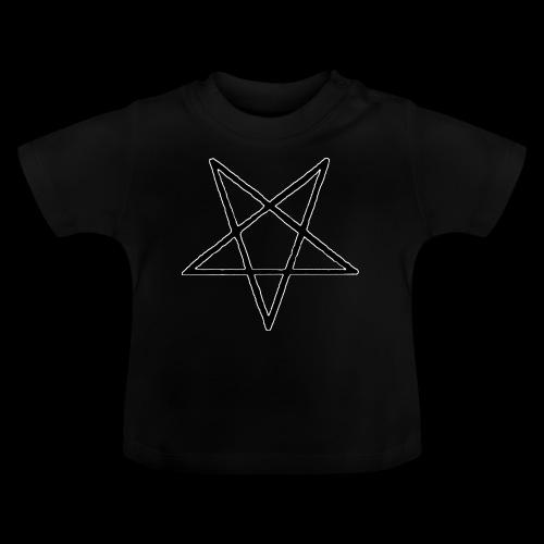 Pentagram4 png - Baby T-Shirt