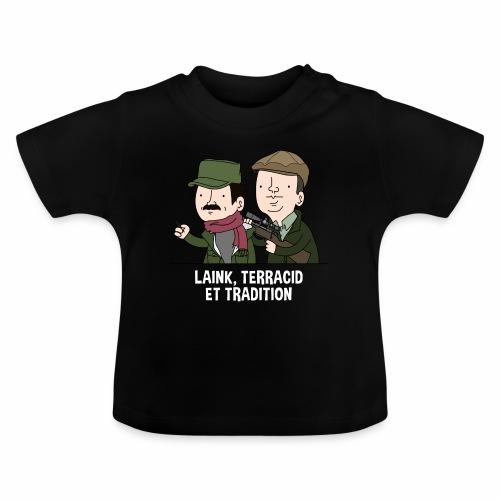 Laink, Terracid et Tradition - T-shirt Bébé