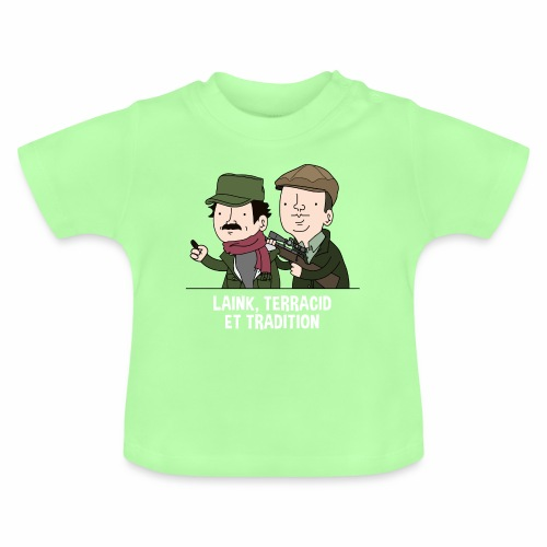 Laink, Terracid et Tradition - T-shirt Bébé