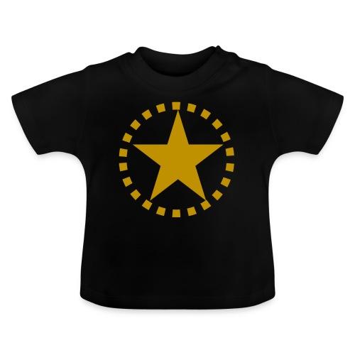 pixknapp png - Baby-T-shirt
