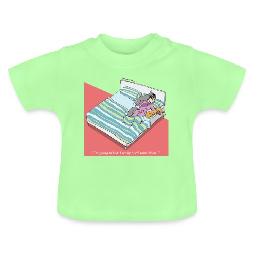 pajama party - Baby T-Shirt