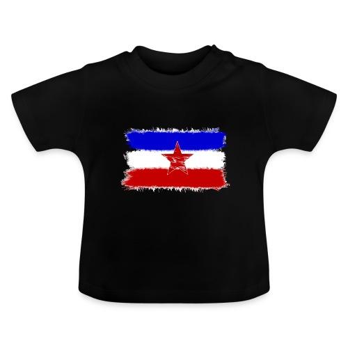 Jugo Flagge 1 Handy png - Baby T-Shirt