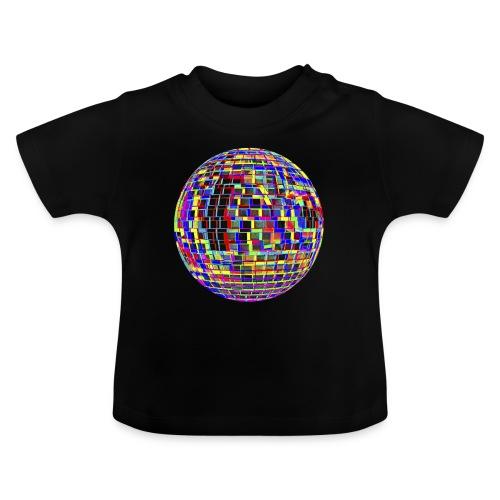 Boule à facettes psychédélique - T-shirt Bébé