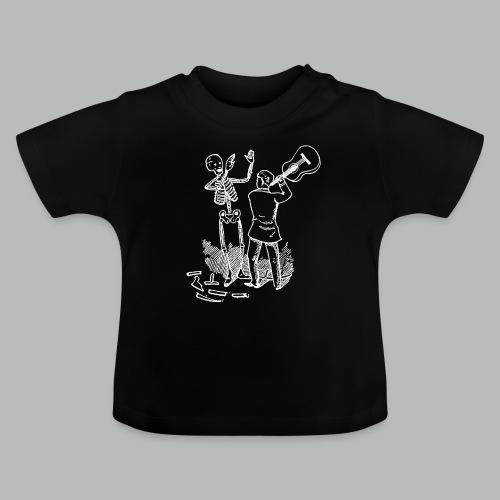 DFBM unbranded white - Baby T-Shirt
