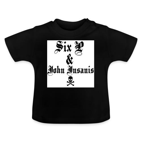 Six P & John Insanis Juomapullo - Vauvan t-paita