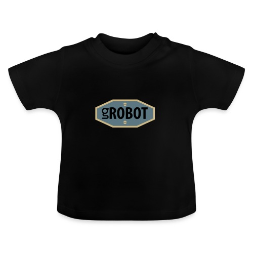 gRobot Logo - Maglietta per neonato