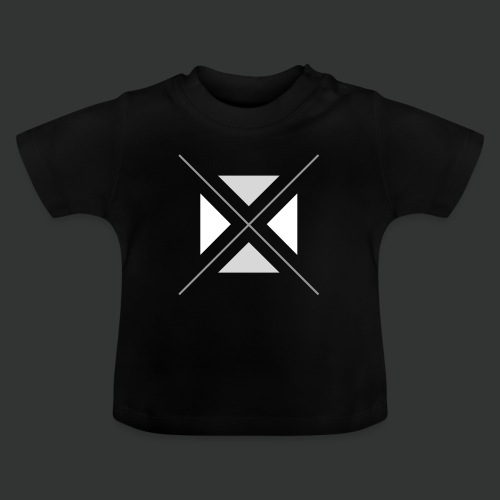 hipster triangles - Baby T-Shirt