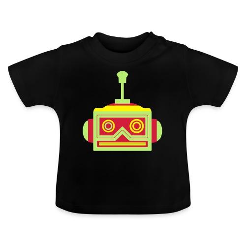Robot head - Baby T-Shirt