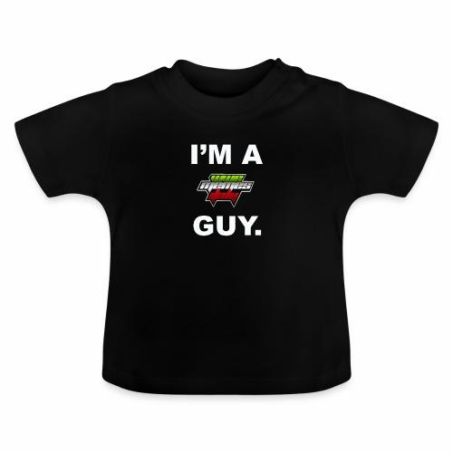 I'm a WMItaly guy! - Maglietta per neonato