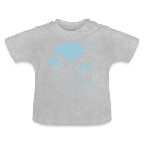 Cloud Storage - Baby T-Shirt