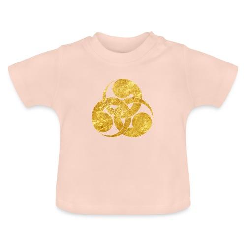 Tadpole Mon Japanese samurai clan - Baby T-Shirt