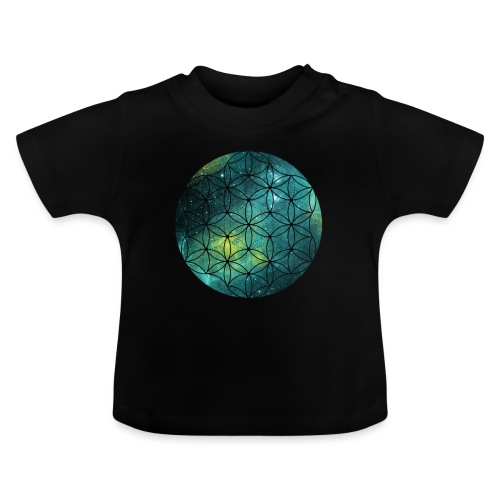 FlowerOfLife Cool - Baby T-shirt