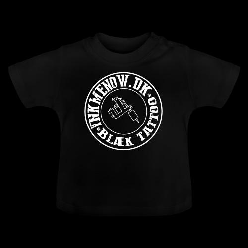 logo hvid png - Baby T-shirt