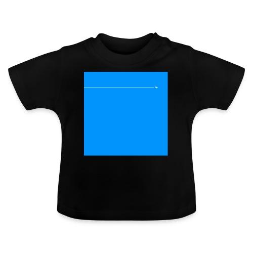 sklyline blue version - T-shirt Bébé