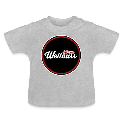 Wellouss Fan T-shirt | Rood - Baby T-shirt